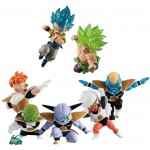 Dragon Ball Adverge Motion 2 Box of 7 Bandai