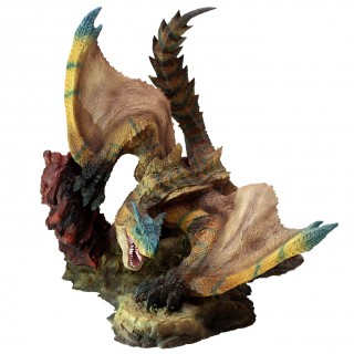 Capcom Figure Builder Creator's Model Roaring Wyvern Tigrex Reproduction Edition Capcom