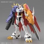 Figure-rise Standard Omegamon AMPLIFIED Plastic Model Kit Digimon Adventure BANDAI SPIRITS