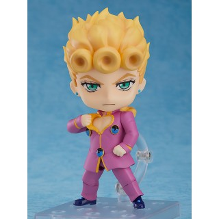Nendoroid TV Anime JoJo's Bizarre Adventure Golden Wind Giorno Giovanna Medicos Entertainment