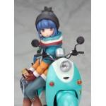 Yuru Camp Rin Shima with Scooter 1/10 Alter