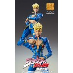 Super Action Statue JoJo's Bizarre Adventure Part.V Giorno Giovanna Second Medicos Entertainment