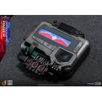 Life-size Masterpiece Avengers Endgame Replica Captain Marvel Pager 1/1 Hot Toys