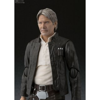 S.H.Figuarts Han Solo STAR WARS The Force Awakens BANDAI SPIRITS