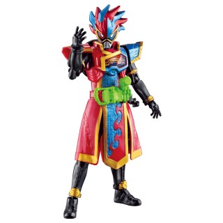 RKF Legend Rider Series Kamen Rider Paradox Perfect Knock Out Gamer Level 99 Bandai