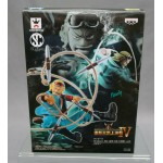 (T4) One piece SCultures BIG Figure Colosseum IV Championship 4 vol.8 Pauly Banpresto