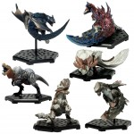 Capcom Figure Builder Monster Hunter Standard Model Plus Vol.15 BOX Of 6 Capcom