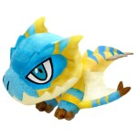 Monster Hunter Deformed Plush Tigrex Capcom