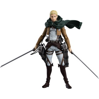figma Attack on Titan Erwin Smith Max Factory