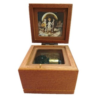 The Promised Neverland Wooden Music Box MS Factory