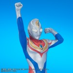 Daikaiju Series ULTRA NEW GENERATION Ultraman Dyna Flash Type Entrance Pose PLEX