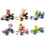 Hot Wheels Mario Kart Assortment (Mix B) 8 Car Assorted Carton Mattel