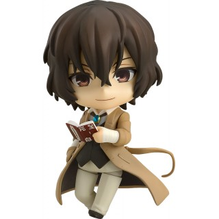 Nendoroid Bungo Stray Dogs Osamu Dazai Orange Rouge