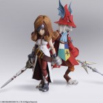FINAL FANTASY IX BRING ARTS Freya Crescent And Beatrix  Square Enix