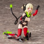 Megami Device BULLET KNIGHTS Lancer HELL BLAZE Model Kit Kotobukiya