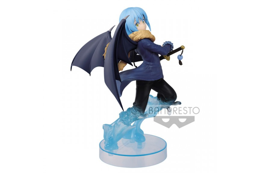 Banpresto That Time I Got Reincarnated as a Slime EXQ Figure Limuru Tempest 2018