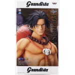 ONE PIECE Grandista THE GRANDLINE MEN Portgas D. Ace prize Banpresto
