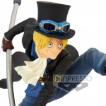 ONE PIECE BANPRESTO WORLD FIGURE COLOSSEUM Zoukeiou Choujou Kessen 2 vol.8 Sabo A (Normal Color ver.) Banpresto