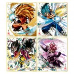 Dragon Ball Shikishi ART Reproduction Special BOX of 10 Bandai