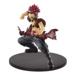 My Hero Academia THE AMAZING HEROES vol.4 Eijiro Kirishima prize Banpresto