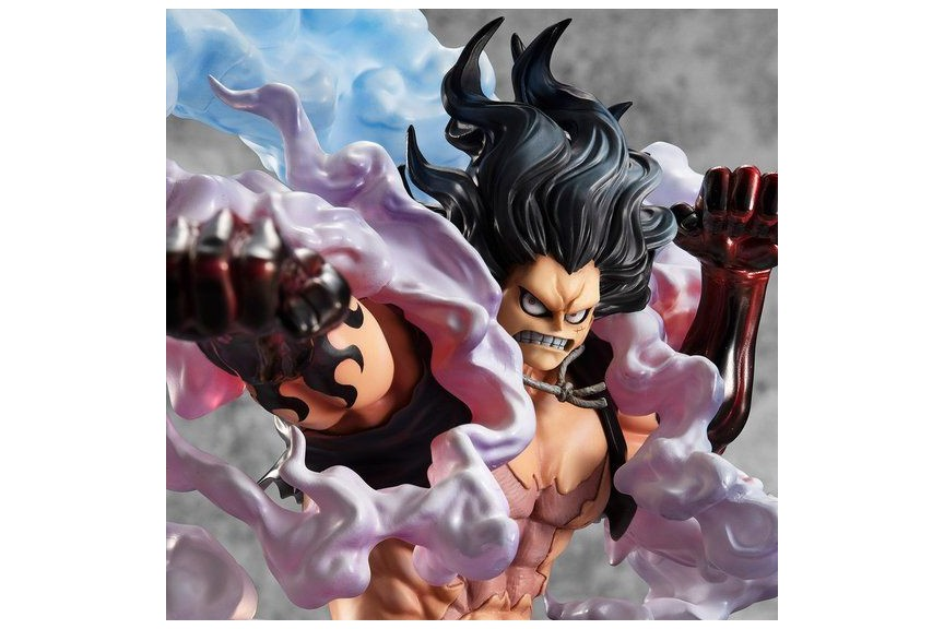 One Piece Portrait Of Pirates Pop Sa Maximum Monkey D