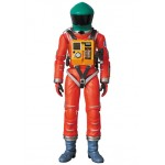 MAFEX N.110 MAFEX SPACE SUIT GREEN HELMET & ORANGE SUIT Ver. 2001 a space odyssey Medicom Toy