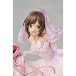 THE IDOLMASTER Cinderella Girls Miku Maekawa Dreaming Bride ver. Limited Edition 1/7  knead