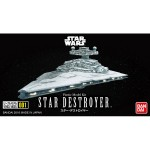 Star Wars Model Kit Star Destroyer Vehicle Model 001 No scale Bandai