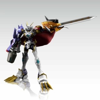Digimon Adventure Ultimate Image Omegamon X-Antibody Bandai Limited