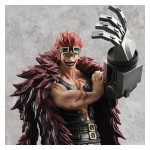 One Piece Portrait of Pirates Eustass Captain Kid Megahouse Limited