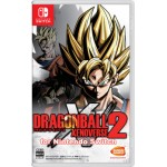 Dragon Ball Xenoverse 2 for Nintendo Switch Bandai Namco (USED Very Good)