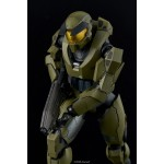 Halo RE:EDIT Master Chief MJOLNIR Mark V Action Figure 1/12 1000toys