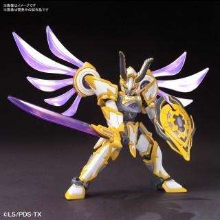 LBX Lucifer Model Kit Danball Senki BANDAI SPIRITS
