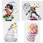 LOGBOX RE BIRTH ONE PIECE Whole Cake Island Hen BOX Of 4 MegaHouse