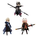 Desktop Army Fate Grand Order Vol.4 BOX Of 3 MegaHouse