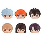 Fukafuka Squeeze Bread Gintama BOX of 6 MegaHouse