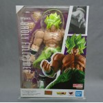 S.H. Figuarts Super Saiyan Broly Full Power Dragon Ball Super BANDAI SPIRITS