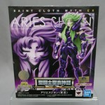 Saint Seiya Myth Cloth EX Aries Shion Surplice Hades Bandai Limited