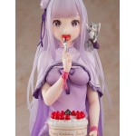 ReZERO Starting Life in Another World KDcolle Emilia Birthday Cake Ver. 1/7 KADOKAWA