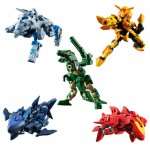 Animagear 2 Pack of 10 Bandai
