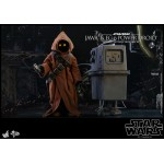 Movie Masterpiece Star Wars Episode 4 A New Hope Figure Jawa and EG 6 Power Droid 1/6 Hot Toys
