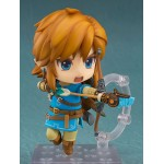 Nendoroid The Legend of Zelda Breath of the Wild Link Regular Edition Good Smile Company