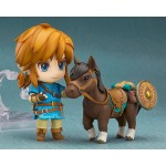 Nendoroid The Legend of Zelda Breath of the Wild Link Breath of the Wild Ver. DX Edition Good Smile Company