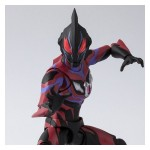 S.H. Figuarts Ultra Galaxy Fight New Generation Heroes Ultraman Geed Darkness Bandai Limited