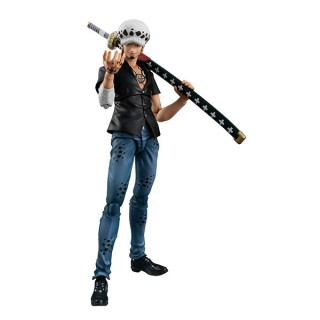 Variable Action Heroes ONE PIECE Trafalgar Law Ver.2 MegaHouse