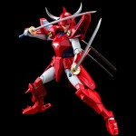 Choudan Kadou Ronin Warriors Ryo of the Wildfire Sentinel