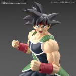 Figure rise Standard Dragon Ball Z Bardock Plastic Model Kit Bandai
