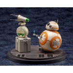 ARTFX Star Wars STAR WARS THE RISE OF SKYWALKER D-O & BB 8 1/7 Kotobukiya