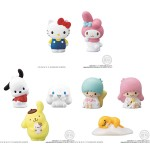 Sanrio Friends Mini Figure Pack of 12 Bandai