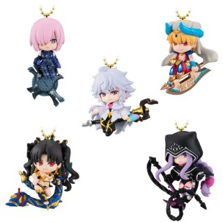 Twinkle Dolly Fate Grand Order Absolute Demonic Battlefront Vol.1 Pack of 8 Bandai